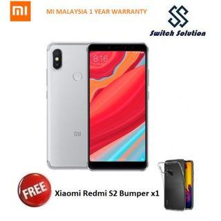 Xiaomi Redmi S2 32GB Original MY SET PROMO FOC