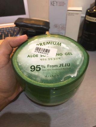 Missha Premium Aloe Vera Gel