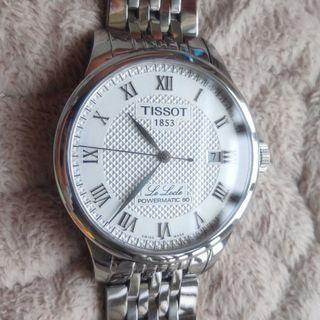 TISSOT 天梭機械腕錶
