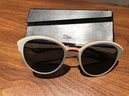🚚 Dior 粉藍夏天太陽眼鏡(正品)