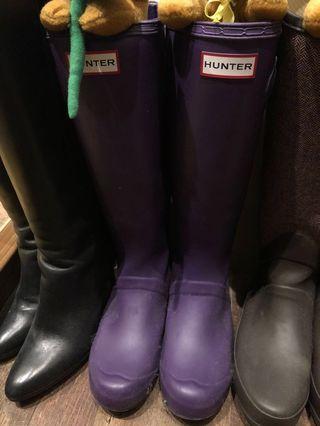 🚚 Hunter 雨靴子