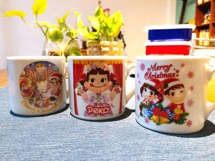 **Best Price** Fujiya Peko Cup (included 3)
