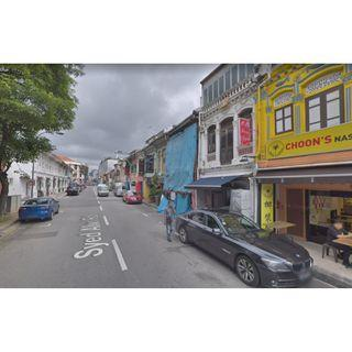 SHOPHOUSE FOR SALE at Syed Alwi Road