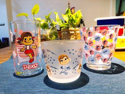 **Best Price** Fujiya Peko Glass Cup (included 3)