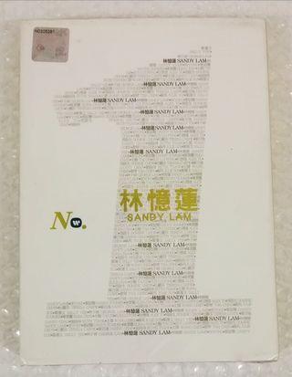 林憶蓮 - No.1_雙CD