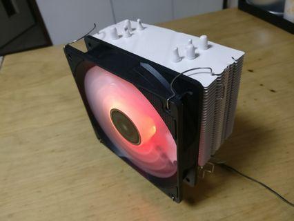deepcooler rgb 12cm cpu散熱器
