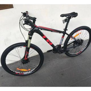 """26"""" TWITTER 27-speed MTB With Shimano Hydraulic Disc Brake"""