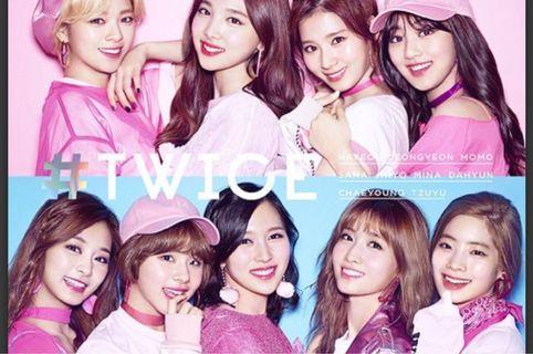 [PO] Twice Happy Happy / Breakthrough Japan Album
