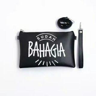 TAS SELEMPANG CLUCTH SUDAH BAHAGIA