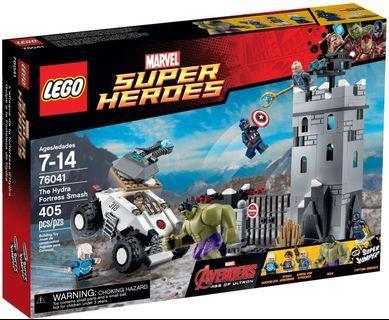 Lego Marvel 76041