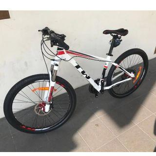 """26"""" TWITTER 24-speed MTB With Shimano Hydraulic Disc Brake"""