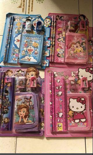 🚚 CLEARANCE SALES!! Children wallet set / Goodie Bag