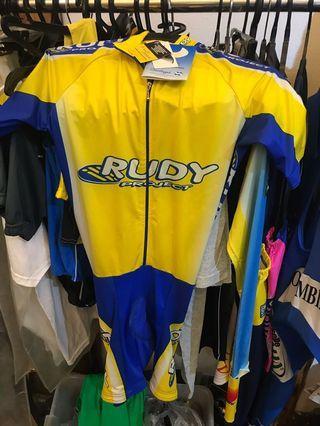 特價全新意大利🇮🇹正厰Rudyproject一件過緊身車衣連車䃿