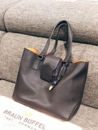 100% Authentic Braun Buffel Handbag