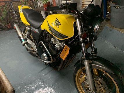 Honda CB VTEC 3