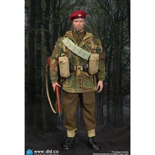 "PRE-ORDER : DID K80136 - WWII British Airborne ""Red Devil"" Sergeant - Charlie"