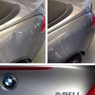 CAR DENT REPAIR AND SPRAY
