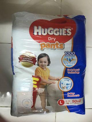 Huggies Dry Pants L size