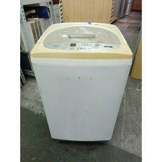 非凡二手家具 聲寶 7kg 直立式/單槽 洗衣機*型號:ES-753*二手洗衣機*2手
