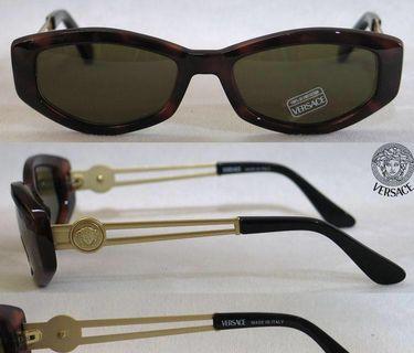 7fcb68dc9c VERSACE sunglasses 1990 vintage