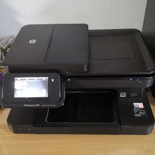 【Last Set】HP PhotoSmart 7520 All-in-One Printer