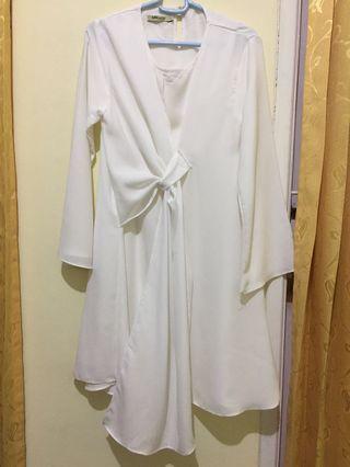 #BAPAU White Dress