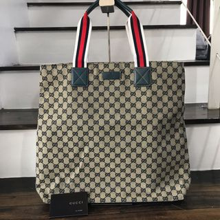1c156e7bb462 gucci bag tote   Luxury   Carousell Philippines
