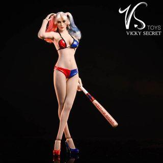 PRE-ORDER : VS Toys 19XG44 - 1/6 Clowness Outfit Set