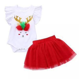 Cute tutu skirt