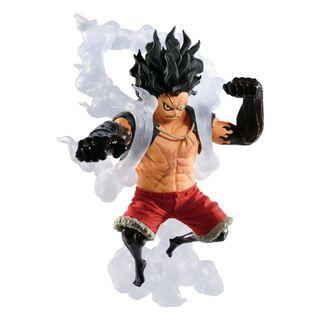 The Snakeman Luffy One Piece - the king of artist figurine