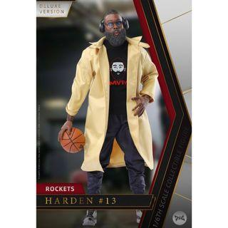 PRE-ORDER : DJC DJ-NB001 - 1/6th Scale Basketball Player Harden (Deluxe Version)