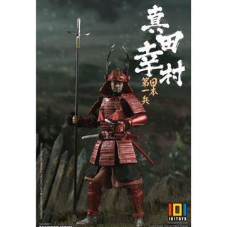 PRE-ORDER : 101 Toys Beginner Series No.KN001 - The No.1 Japanese Soldier: Sanada Yukimura (Standard Version)