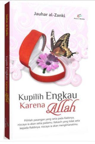 #BAPAU buku islami