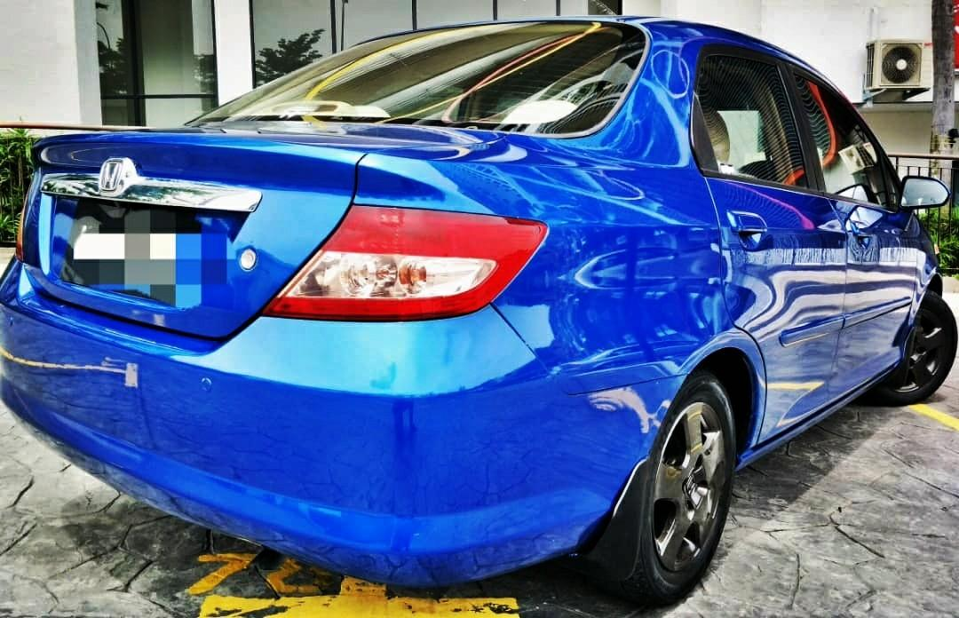 2005 Honda CITY 1.5 (A) dp 2990 LOAN KEDAI KERETA.