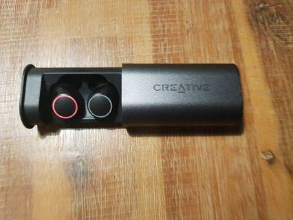 Creative Outlier Air (Used once) for Sale!
