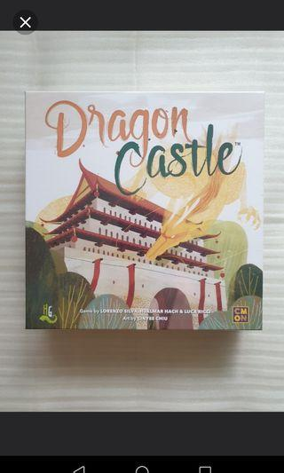 Dragon Castle board game (Brand New)