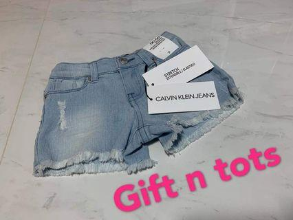 🚚 Girls Jeans Shorts