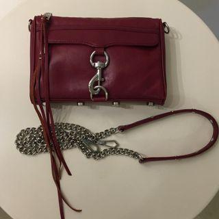 Original Rebecca Minkoff Leather Mini MAC