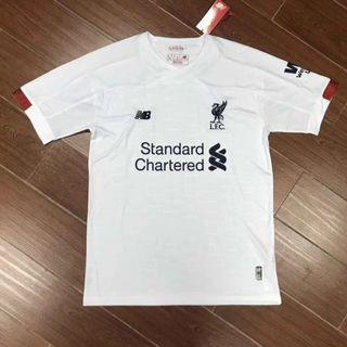 Liverpool Jersey Away 2019 2020