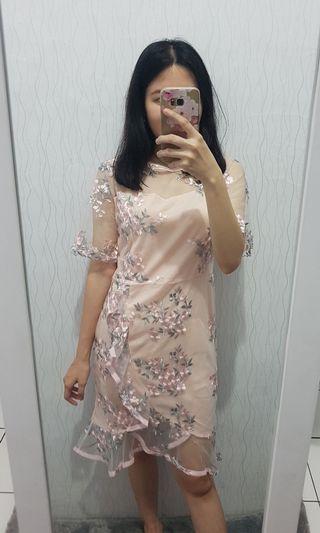 Organsa dress