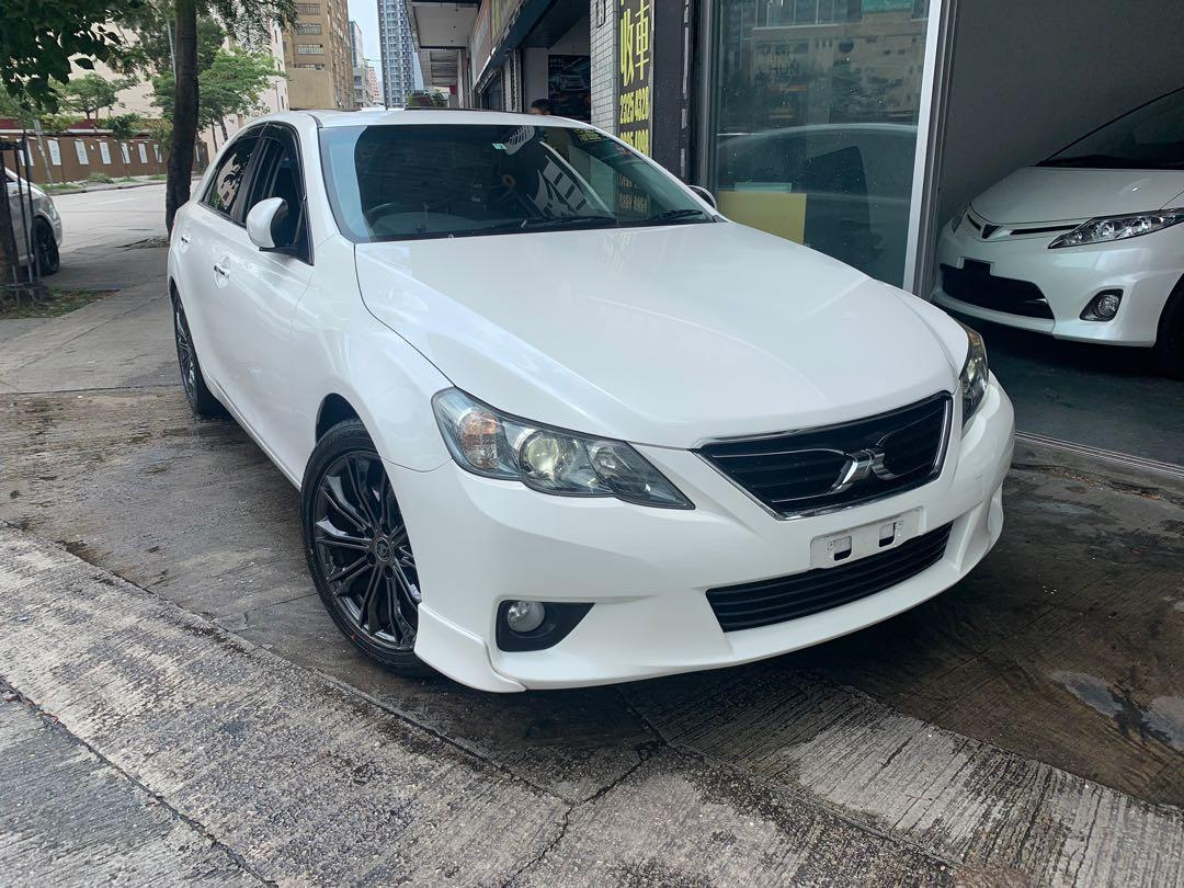 2010 TOYOTA MARK X S package