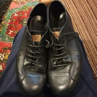 Bally Driving Leather Shoe - Authentic