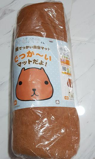 (INSTOCK) Banpresto Kapibarasan Hamster Carpet - Exclusive Edition