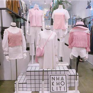 服飾99元,共10樣喜歡zara H&M 風格先完成匯款免費贈送9件 超值福袋 隨機出貨二手商品包括:鞋、襪、包包、褲子、裙子、上衣、飾品、美妝、家用品