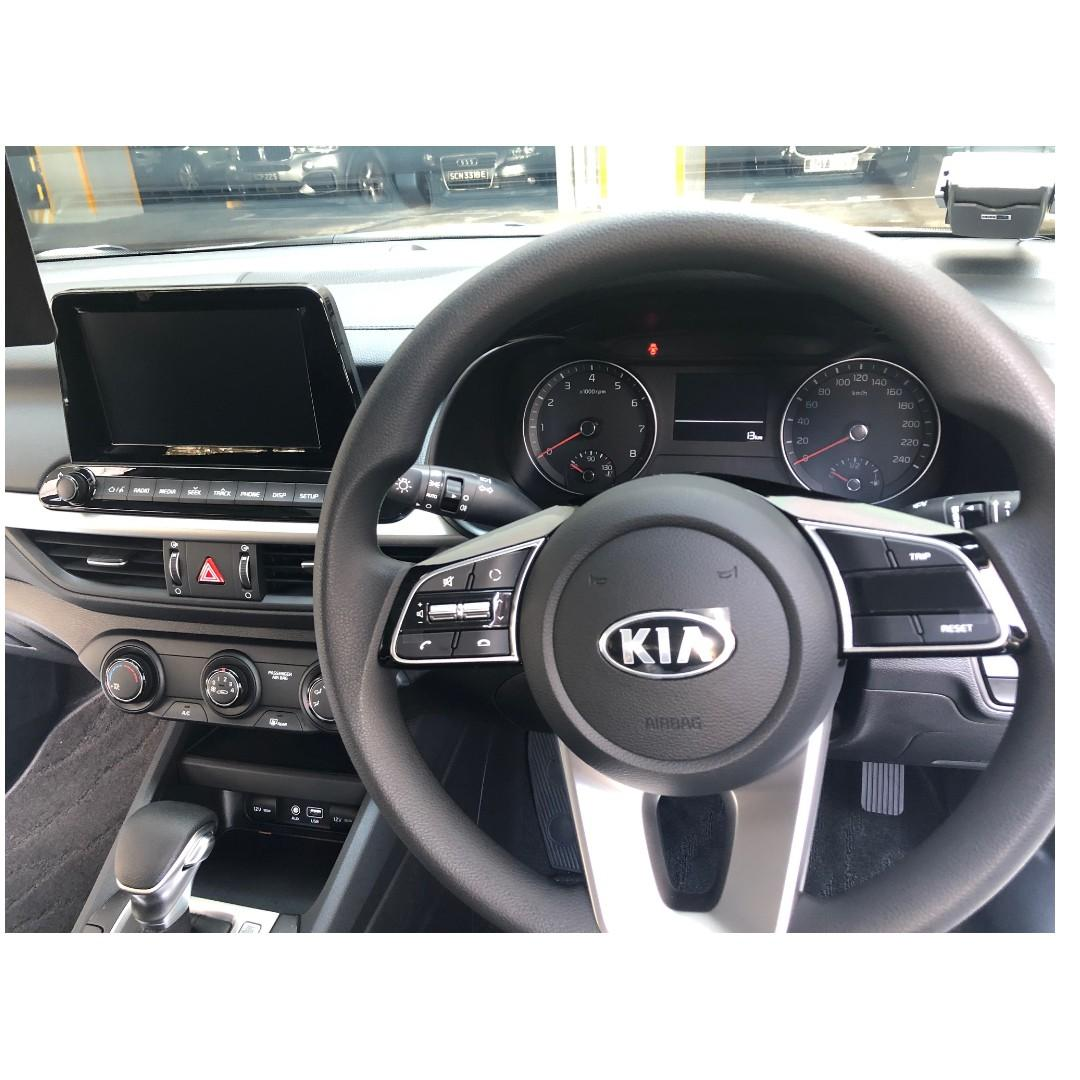 2019 Kia Cerato 1.6 (AUTO) Brand New, Kia Sedan Car for Rent, Rental Car