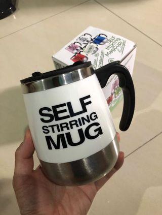 Self Stirring Mug #RayaHome