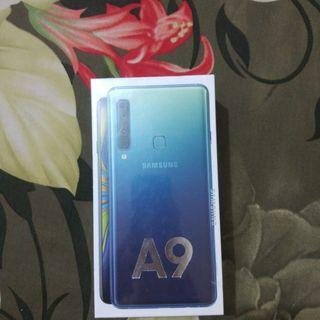 Samsung galaxy a9 6 /128gb New dual sim