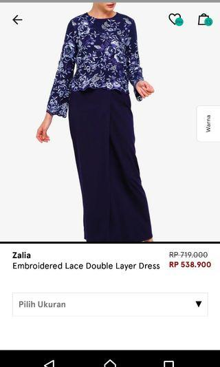 Zalia Super Sale Mewah Bgt