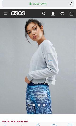 Nike Polar Sweat Grey