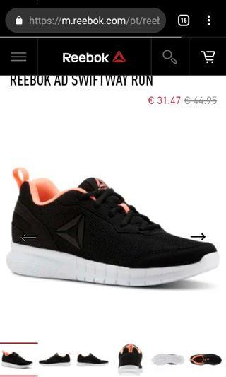 Reebok AD Swiftway Run Ori with box (running shoes)